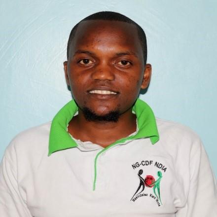 Paul Wanjohi Kibuchi